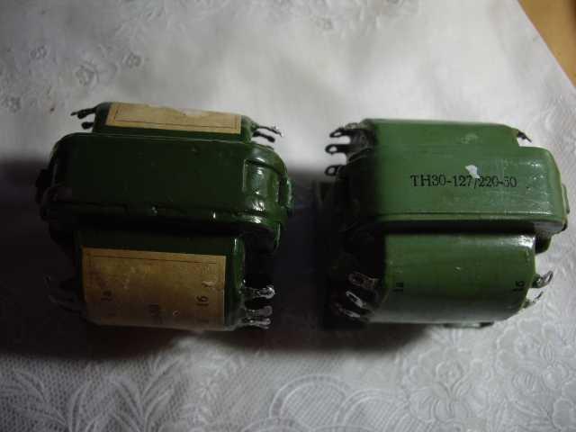 Продам: Накальный Трансформатор ТН30-127\220