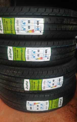Продам: 215/75 R16C Rapid EffiVan 116/114R