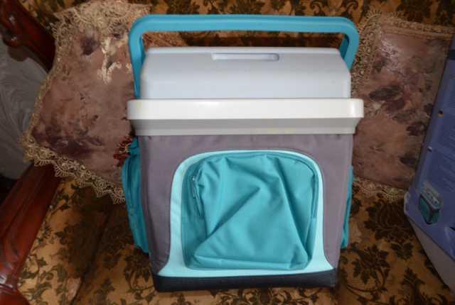 Продам: термоэлектрический холодильник coolfort