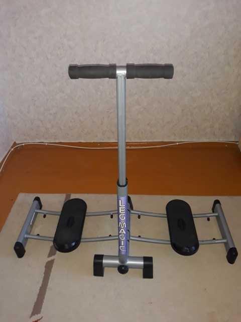 Продам: тренажер для мышц ног и живота