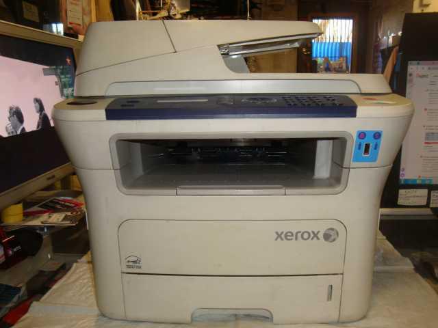 Продам: Мфу Xerox WorkCentre 3220 usb факс