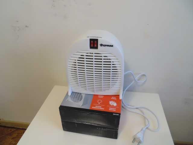 Продам Новый тепловентилятор