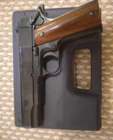 Продам Газовый пистолет RECK GOVERNMENT