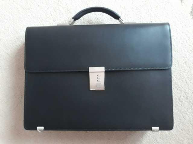 Продам: портфель из натуральной кожи
