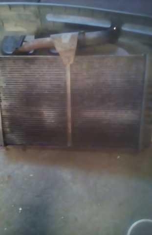 Продам: Радиатор на газель