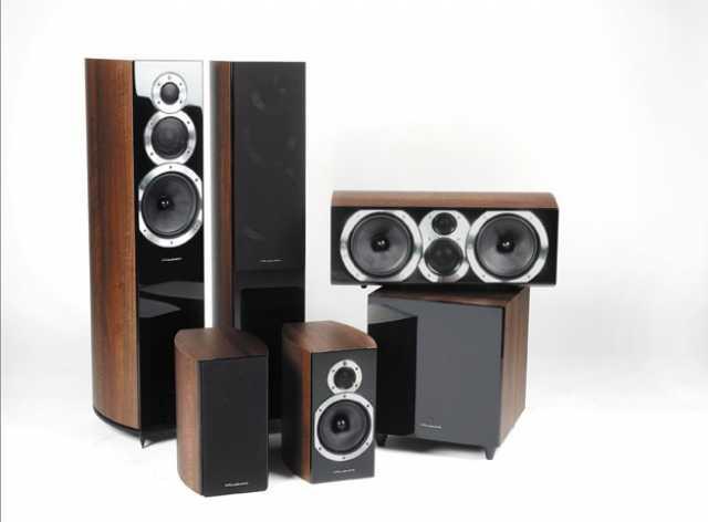 Продам: Комплект акустическоцй системы