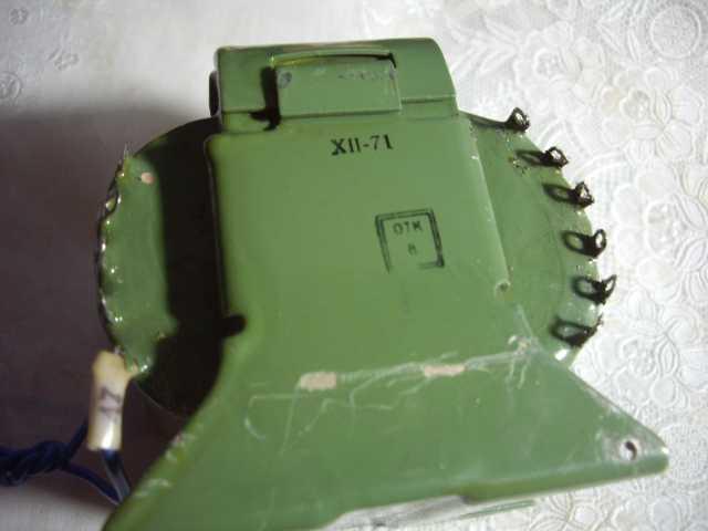 Продам: Анодный трансформатор для радиолюбителя