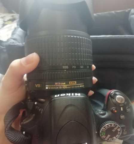 Продам: Зеркальный фотоаппарат Марка Nikon D5100
