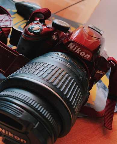 Продам: Nikon D3200