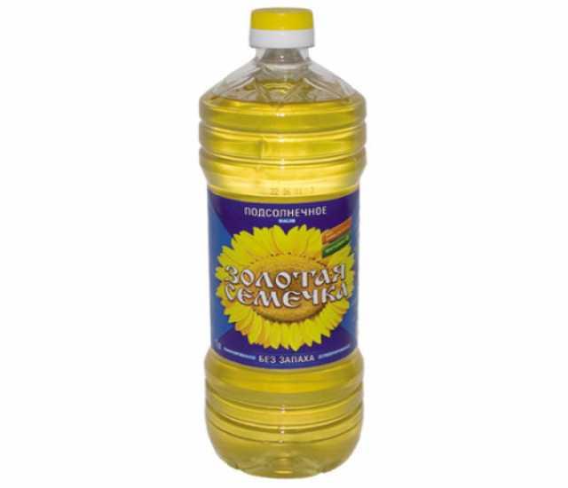 Продам Масло Золотая семечка подсолнечное рафин