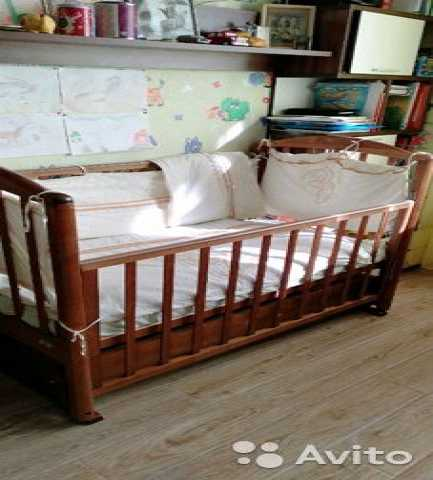 Продам кроватка