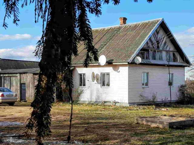 Продам: Отличный дом с хоз-вом, 1 Га. земли