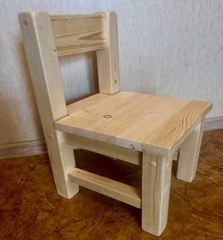 Продам Новый детский стульчик