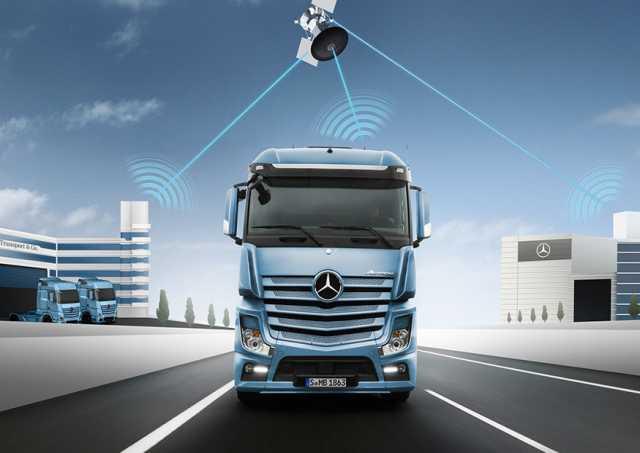 Предложение: Спутниковый мониторинг транспорта