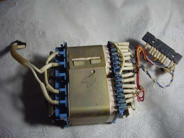 Продам: Трансформатор от магнитофона ТП100-10 К