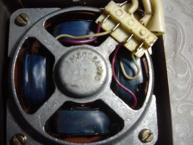Продам: от магнитофона Комета электродвигатель