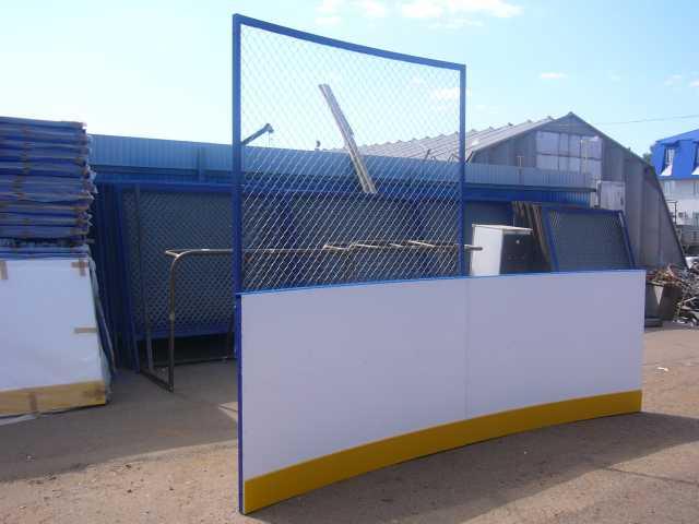 Продам: Хоккейные борта стеклопластик