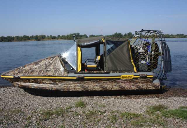 Продам: Аэролодка Alligator RAPTOR 580 200 л.с