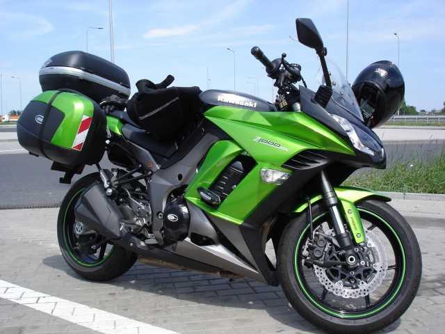 Продам: Kawasaki Z1000SX ABS