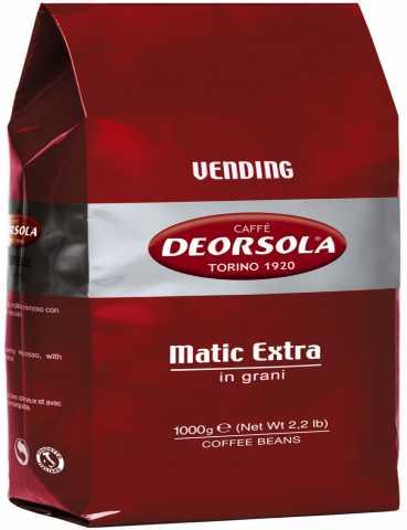 Продам Кофе в зернах Deorsola Matic Extra