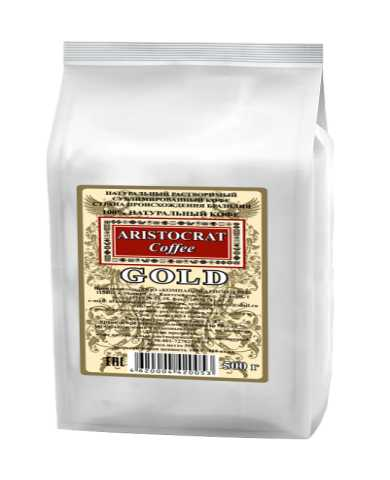 Продам «GOLD» (Бразилия арабика) Кофе натуральн