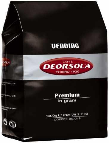Продам: Зерновой кофе Deorsola Premium