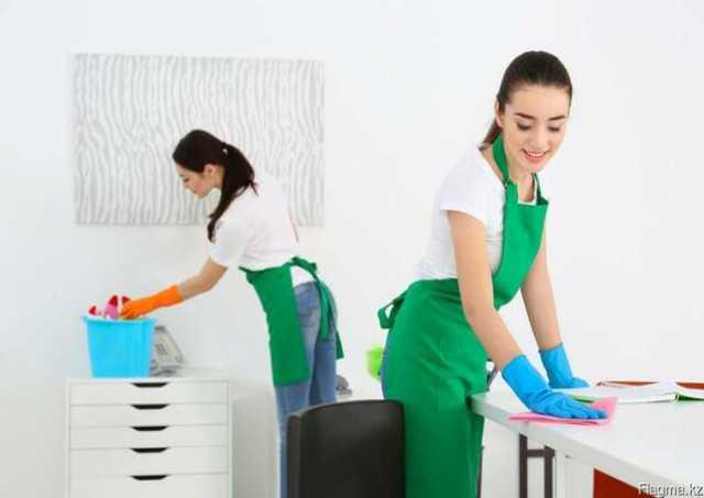 Предложение: Уборка квартир, мойка окон, лоджий