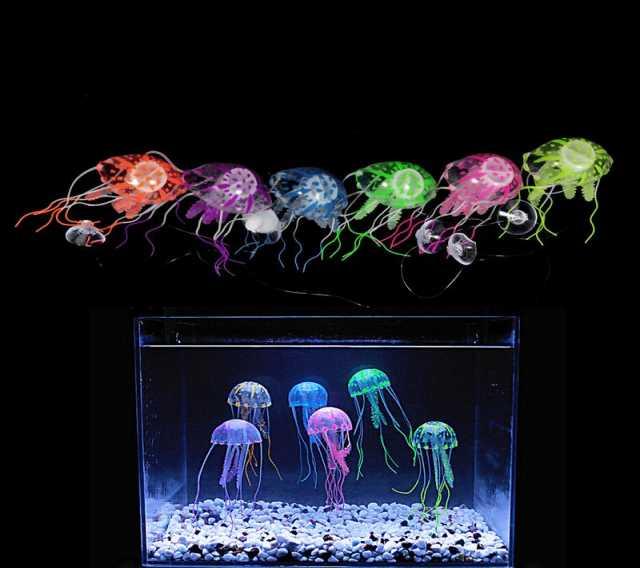 Продам: Украшение Медуза для аквариума