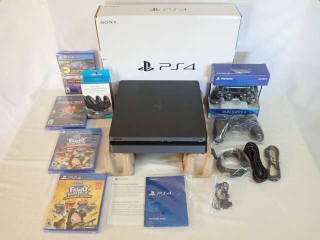 Продам Sony PS4 Console + New Controller + 500G