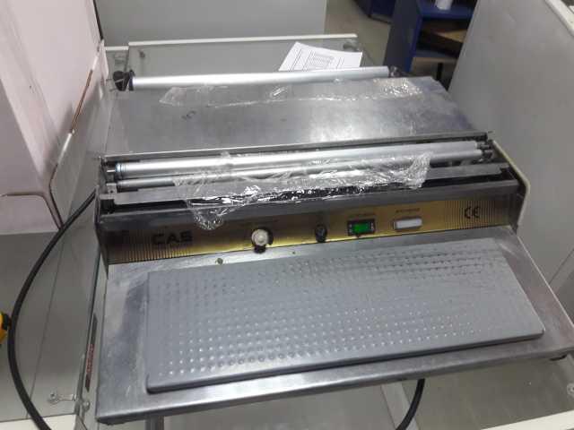 Продам Аппарат термоупаковочный CAS CNW-460