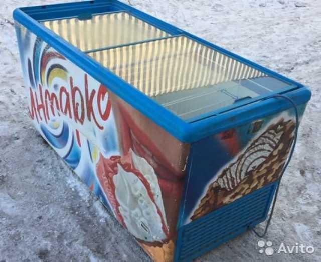 Продам Морозильный ларь Иванушка