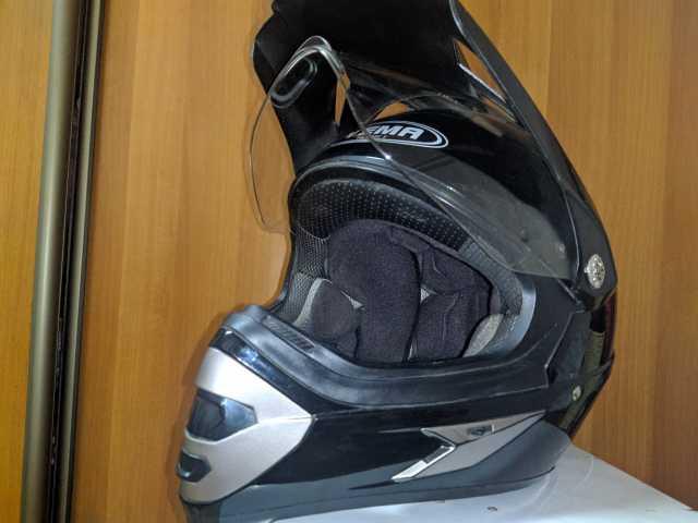 Продам: Шлем мотоциклетный