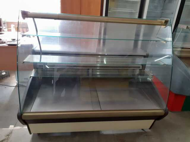 Продам Витрина кондитерская Carboma 1,5 метра