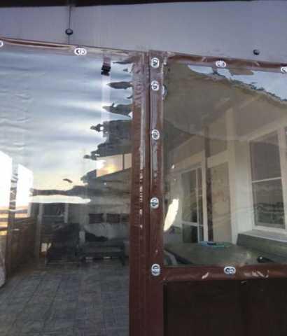Продам: Мягкие, Гибкие окна из прозрачного ПВХ