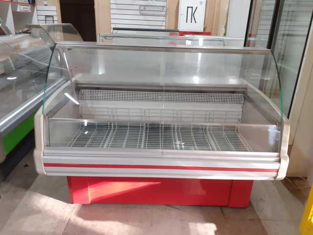 Продам Витрина морозильная ДВИНА 1,6 метра (.-1