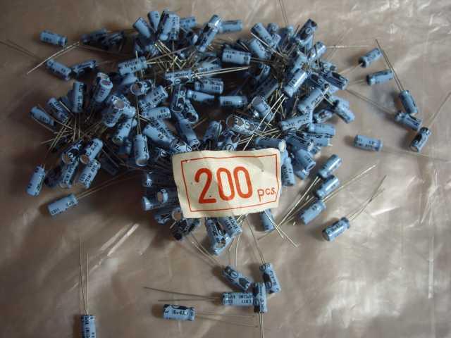 Продам: Конденсаторы XOCECO 47 мкф х16 вольт