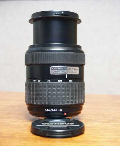 Продам ЗУМ-Объектив для фотоаппарата