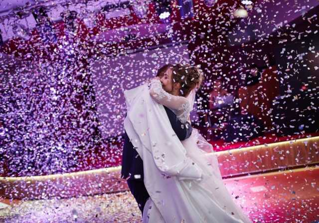 Предложение: Конфетти пушка на свадьбу, праздник Омск