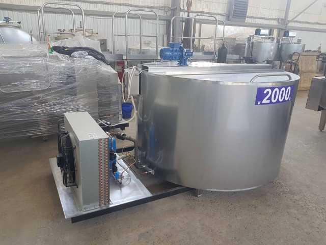 Продам: охладитель молока открытого типа