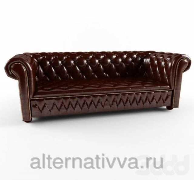 Продам Диваны и кресла для кафе Честер 1,6 м