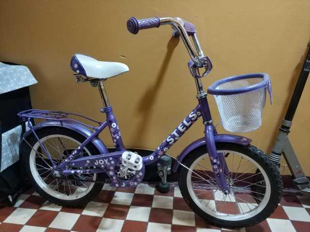 Продам Велосипед Stels joy16