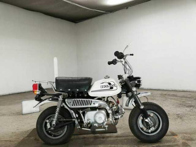 Продам: Мопед мокик Honda Monkey рама Z50J