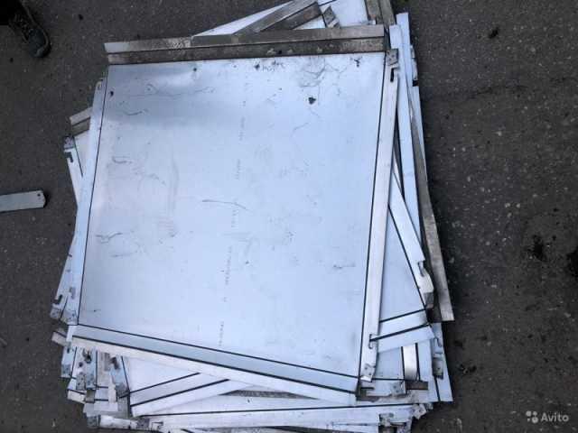 Куплю отходы композитных панелей