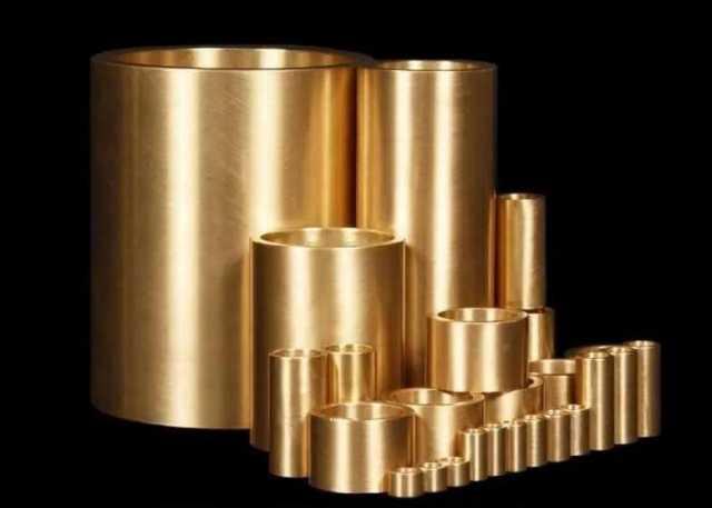 Предложение: Обработка бронзовых заготовок