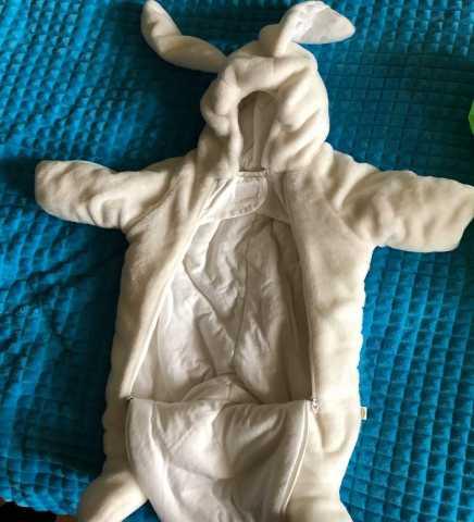 Продам: Детский комбинезон Заичьи ушки в отлично