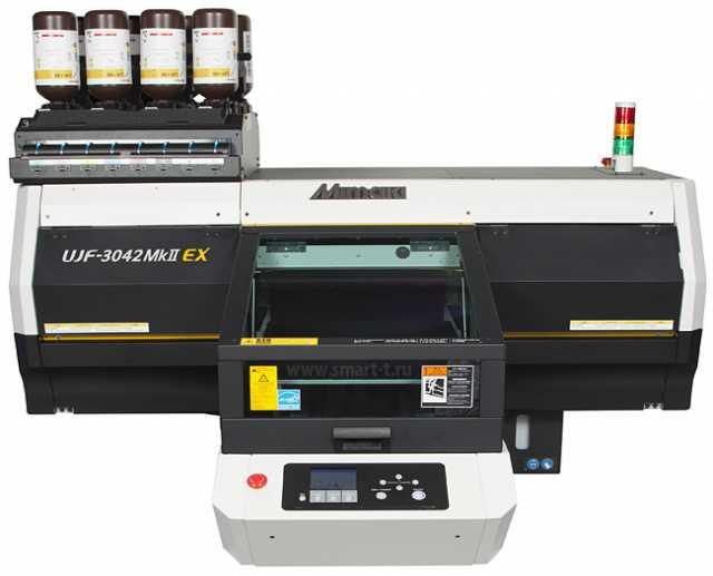 Продам Уф-плоттер Mimaki UJF-3042 EX! Рассрочка