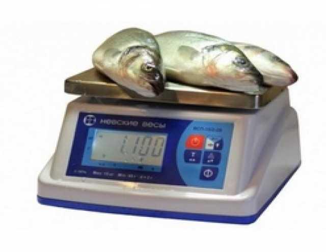 Продам: Влагозащищенные весы