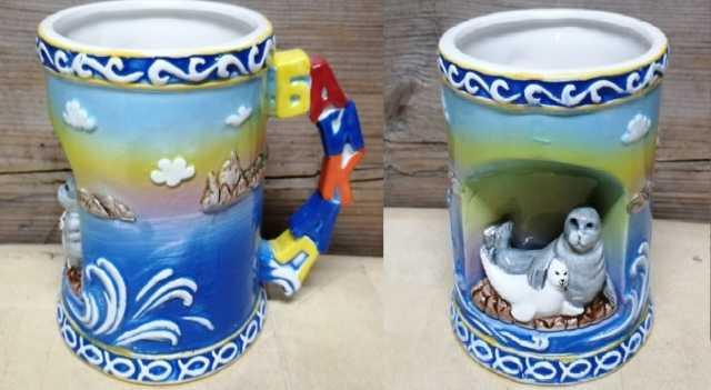 Продам: Байкальская керамика, фарфор, стекло