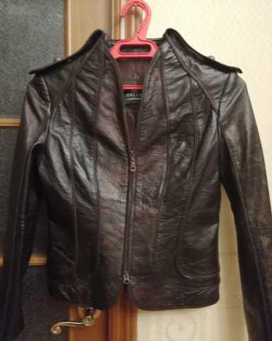 Продам: Кожаная куртка