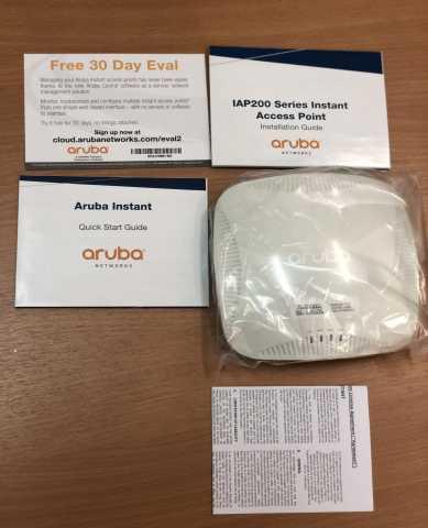 Продам: Точки доступа Аruba
